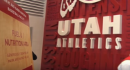 Utah Utes Zone Post Up