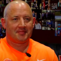 Buzz Williams – Virginia Tech BLOB Box Stagger