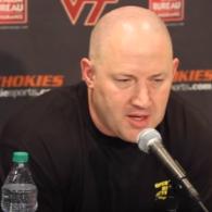 Buzz Williams – Virginia Tech Exchange Point Pin