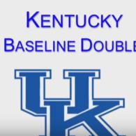 Coach Calipari – Kentucky Baseline Double