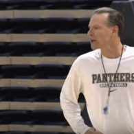 Jamie Dixon – Pittsburgh Panthers Pitt Wheel