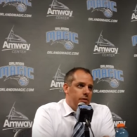 Frank Vogel – Orlando Magic Quick Ram Roll