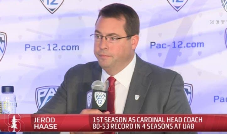 Jerod Haase Stanford Cardinals – Nike Championship Basketball Clinic