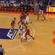 Brad Brownell – Clemson DHO Chin Roll