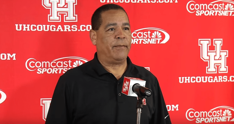 Kelvin Sampson Houston Cougars 1-4 High Set Play