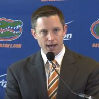 Mike White Florida Gators DHO Ball Screen Offense