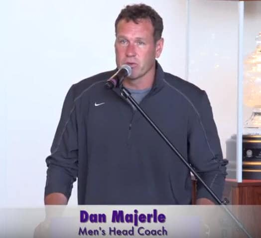 Dan Majerle was a speaker at 2016 Spring Nike Championship Basketball Clinic Notes