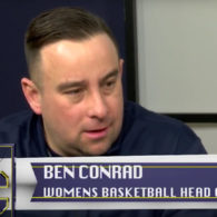 Ben Conrad Nike Championship Basketball Clinic Notes by Matt Woodcock