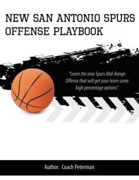 San Antonio Spurs Mid-Range Offense Playbook