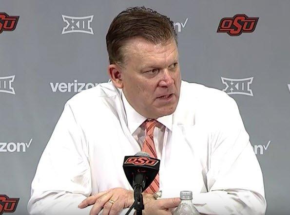 Brad Underwood Oklahoma State University Spread Offense Quick Hitter