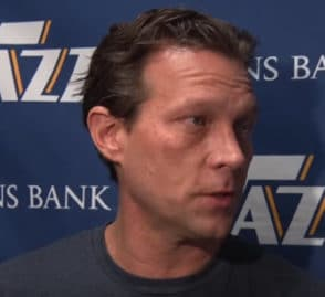 Quin Snyder Defense