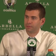 Basketball Play Board – Brad Stevens Boston Celtics Plays on Christmas Day by Chris Filios