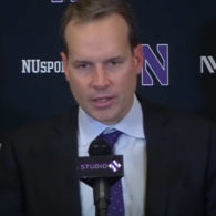 The Chris Collins Northwestern Wildcats Set Plays are Busting Brackets in February