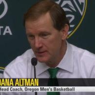 Dana Altman Oregon Ducks Spread Offense