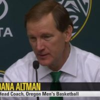 Dana Altman Oregon Ducks Spread Offense