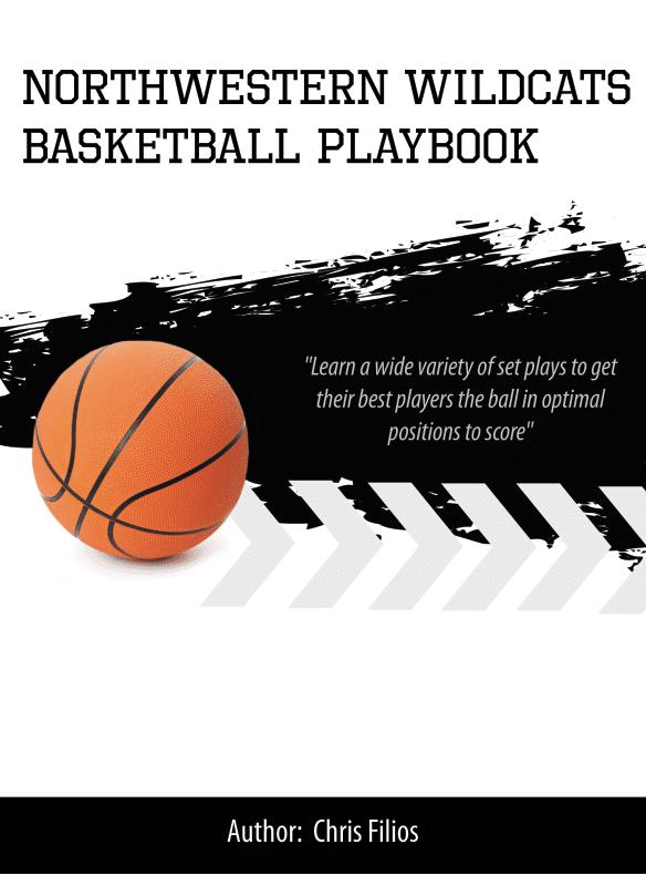Chris Collins Northwestern Wildcats Playbook