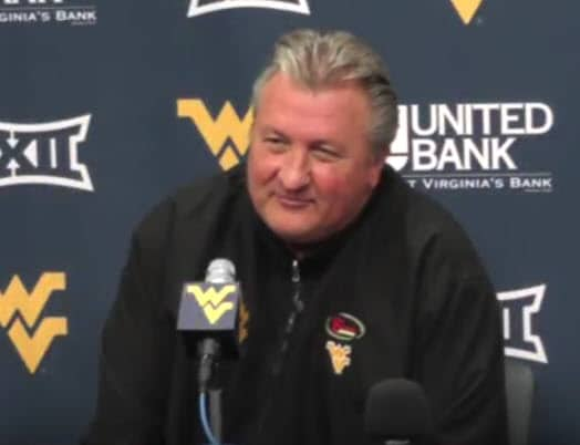 Bob Huggins West Virginia Nike Clinic Notes