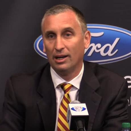 Bobby Hurley Arizona State Sun Devils Special Situations Play