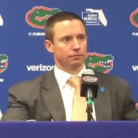 Mike White Florida Gators Half Court Offense