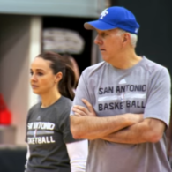 Gregg Popovich thinks that Becky Hammon is comparable to Steve Kerr and has the stuff to be an NBA Head Coach.  Latest Spurs Set Plays inside!