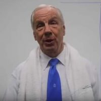 roy williams north carolina tar heels