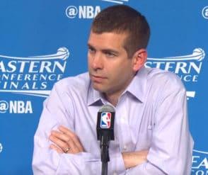 NBA Boston Celtics Stagger Set Play