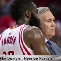 NBA Houston Rockets Offense