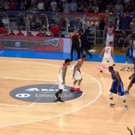 Olympiacos made the Euroleague Final Four by Chris Filios