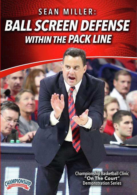 Sean Miller: Pack Line Ball Screen Defense Dvd