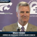 Kansas State Wildcats Basketball!  Bruce Weber 2016 Nike Clinic – Bixoli Notes Inside!
