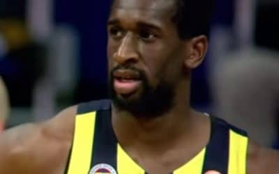 N.B.A. Bench Player to Rock Star for Fenerbahce Basketball! Check out the Zeljko Obradovic Notes too!