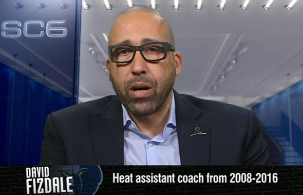 David Fizdale Memphis Grizzlies:  Changes are coming!  2017 Coaching U Live Notes by Nathan Hill inside too!