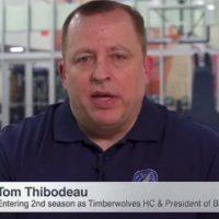 Tom thibodeau
