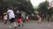 snow valley basketball