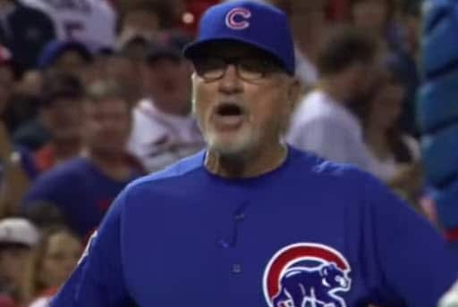 Chicago Cubs Manager Joe Maddon: His 13 Core Principles of Managing