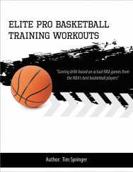 elite pro basketball training workouts