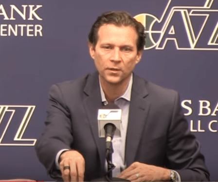 Quin Snyder Utah Jazz Set Plays by Roberto Assi