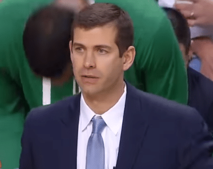 Brad Stevens ATO vs the 76ers by Mike Cyprien, Jr.
