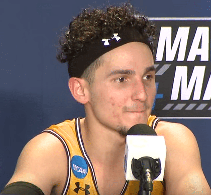 """UMBC Coach Ryan Odom embraced """"Underdog"""" Role in the NCAA Tournment"""