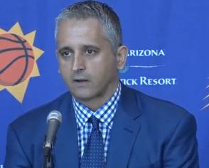 Igor Kokoskov Phoenix Suns Workout Drills