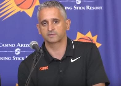 Phoenix Suns Summer League Playbook by Austin Anderson