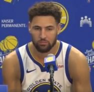 warriors klay thompson