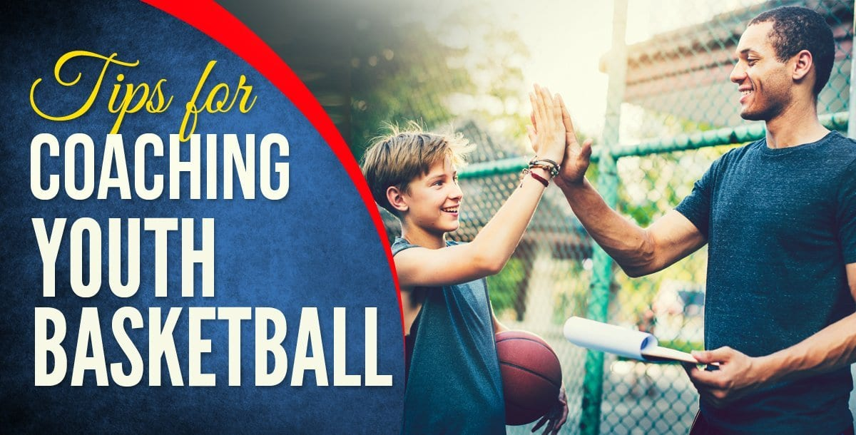 Tips for coaching youth basketball