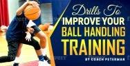 Ball Handling training