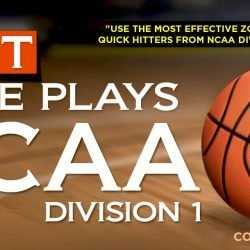 best zone plays in ncaa division one