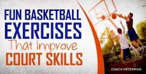 Fun Basketball Drills