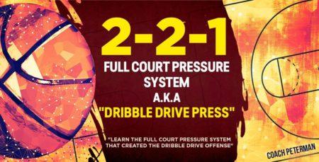 2-2-1 Full Court Pressure